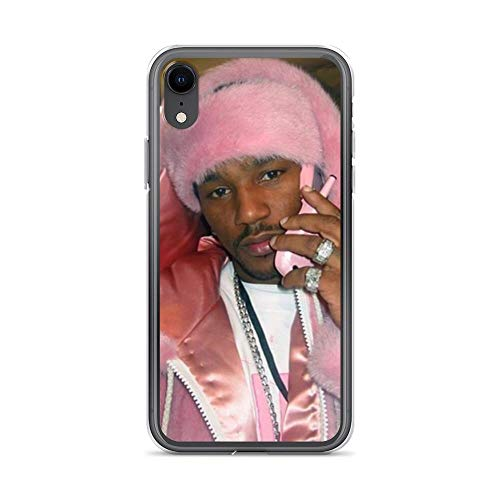 nasboy Cam'Ron in Pink Case Cover Compatible for iPhone (XR)