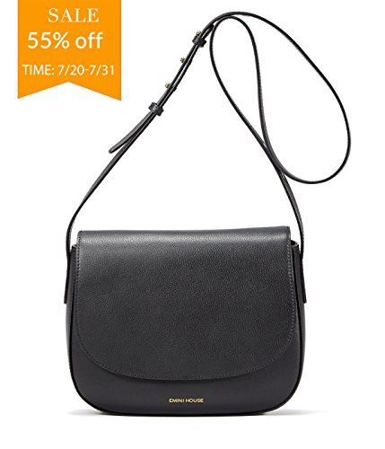 EMINI HOUSE Womens Leather Crossbody product image