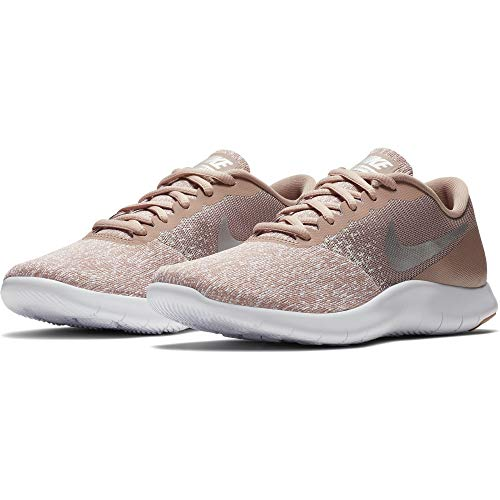 102 Silver White 908995 WMNS Contact particle Nike Womens Pink Flex Metallic PXBxq7