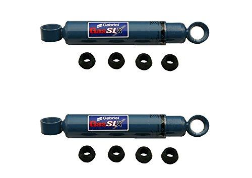 2 Gabriel 89410 GasSLX Shocks for Ford, Kenworth, Mack Trucks