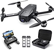 Holy Stone HS720E 4K EIS Drone with UHD Camera for Adults, Easy GPS Quadcopter for Beginner with 46mins Long F