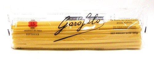Garofalo No.15 Fettucce Semolina Pasta - 16 oz (2 Pack)