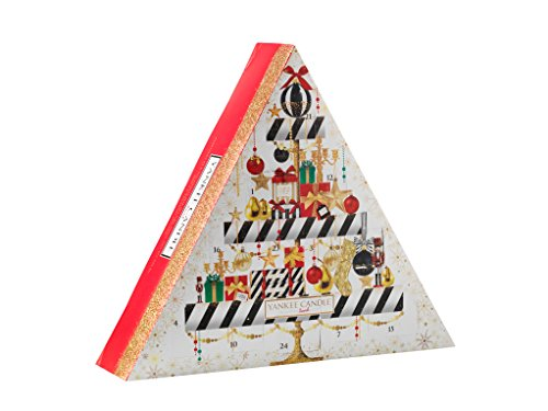 Yankee Candle Holiday Party Christmas Advent Calendar by Yankee
