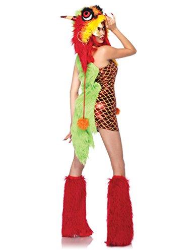 A Damen mehrfarbig Kleid GGTBOUTIQUE Linie mehrfarbig OaH1Rw7n