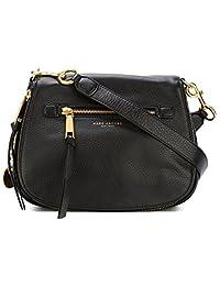 Marc Jacobs Women's M0008102001 Black Leather Shoulder Bag
