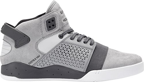 Supra Iii Hommes Cd De charcoal white Skytop Grey Chaussures IF7qrnw4I