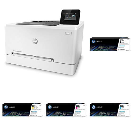 Amazon.com: Impresora láser de color inalámbrico HP LaserJet ...