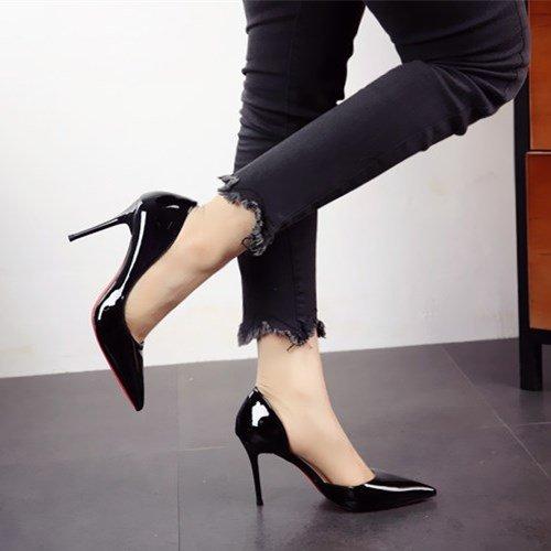 Tacones de altos FLYRCX c la Partido mujer zapatos SqA5Ig5