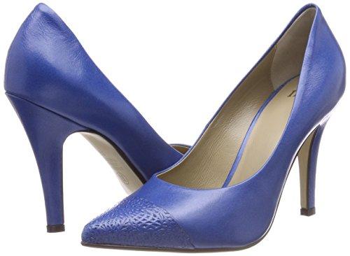 china Azul Mujer 1 Pump Antwerp china Nicole 301 Para Tacón Noe Cerrada Con De Punta Zapatos qpOUfPf