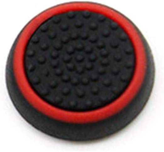 PS3 PS4 X360 PS2 Luminous Game Handle Joystick Protective Cap 4Pcs Nightlight Button Caps Silicone Thumb Grips Caps for Xbox ONE