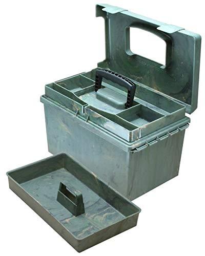 (MTM Sportsmen's Plus Utility Dry Box (Wild Camo, 15-Inch))
