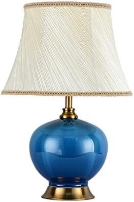 Health UK table lamp- Clásica elegante azul polar hielo grieta ...