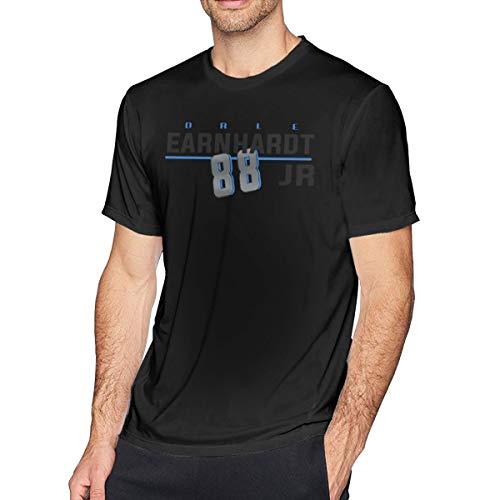 Newlt Mens Vintage Dale Earnhardt Jr T-Shirts L Black