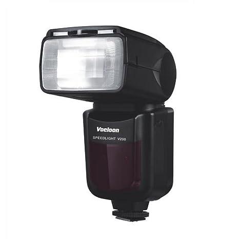 Kaavie-Voeloon-V200 - Flash de la cámara réflex digital Nikon ...