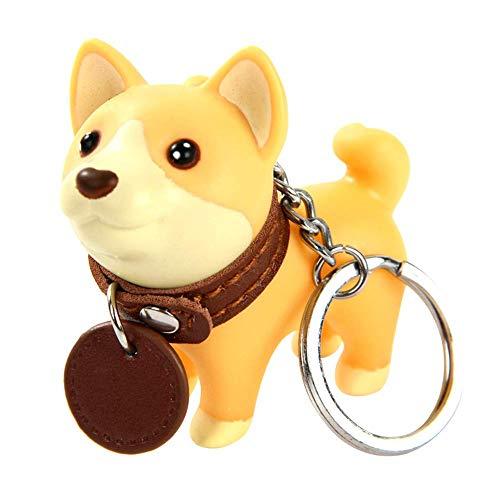 Fansi - Llavero con Forma de Cachorro de Shiba Inu (1 Pieza ...