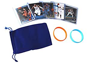 Russell Westbrook (5) Assorted Basketball Cards Bundle - Oklahoma City Thunder Trading Cards - # 0
