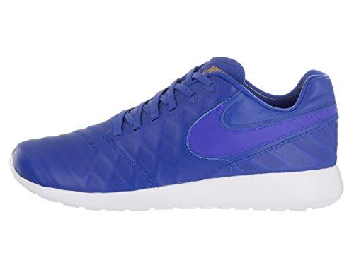 Nike 853535-447 - Zapatillas de deporte Hombre Azul (Racer Blue / Racer Blue-Metallic Gold)