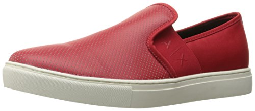 a-x-armani-exchange-mens-micro-perf-slip-on-fashion-sneaker-absolute-red-8-m-us