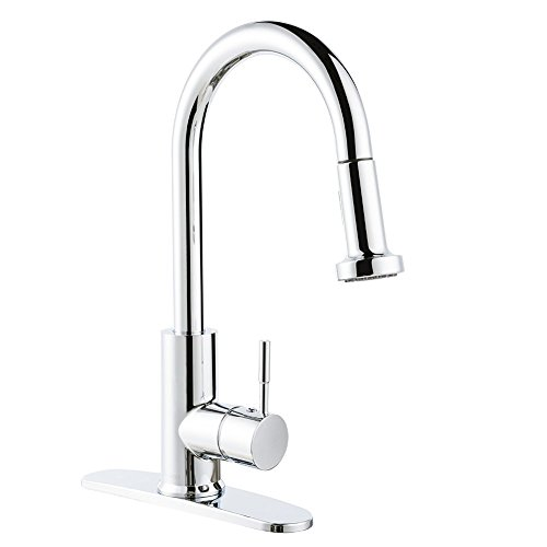 BOHARERS Kitchen Faucets Stainless Polished