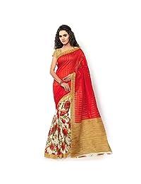 Ethnicfashionista Bhagalpuri Silk Designer Saree syuvef00090