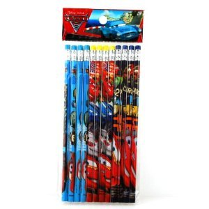 Disney Cars 2 Pencils 12ct