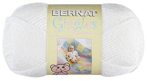 Bernat Giggles Ounce White Single product image