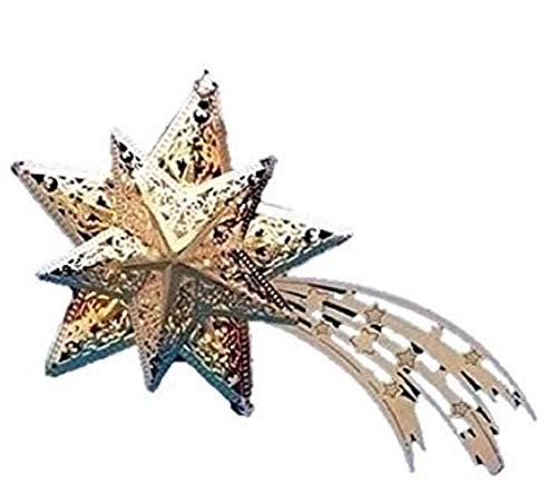 3.5 Inch Fontanini Lighted Star -