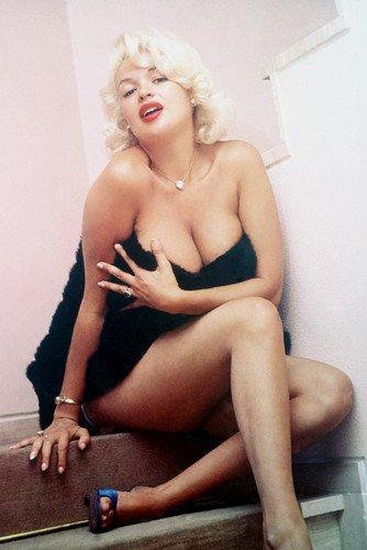 Jayne Mansfield Poster