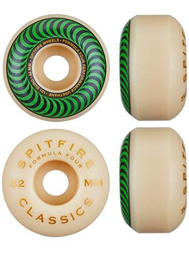 Spitfire Formula 4 Classic 101a Wheels 52mm