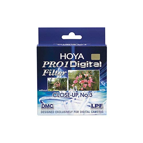 Hoya 58mm Pro-1 Digital Closeup +3 Screw-in Filter by Hoya