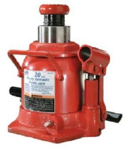 ATD Tools 7387 Short Hydraulic Bottle Jack - 20 Ton Capacity