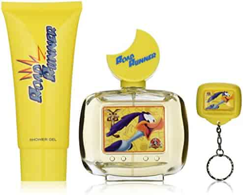 First American Brands Road Runner Perfume for Children, 3.4 Ounce