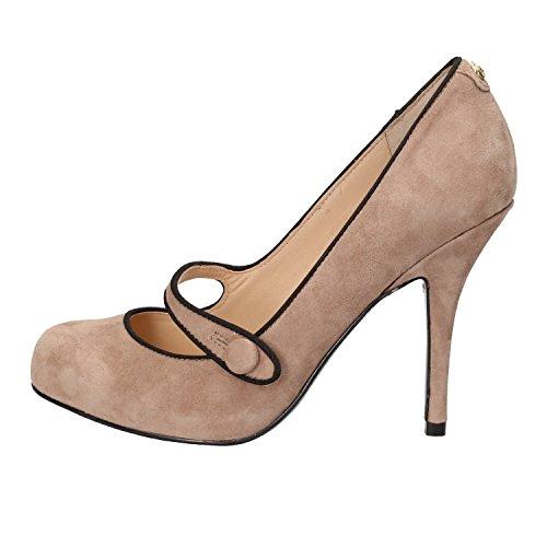 Guess Mujer Zapato de salón tacones altos, FL6RANSUE08 Beige