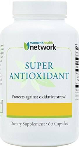 Super Antioxidant by Women's Health Network - With Meriva...