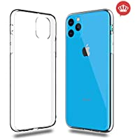 Capa Transparente Capinha Básica Ultra-Slim para Apple iPhone 11 Pro Max [6.5 Polegadas]