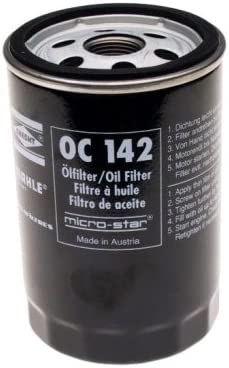 MAHLE Original Oil Filter
