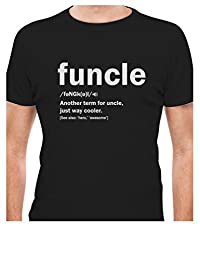 TeeStars - Funny Uncle Funcle Definition Gift for Best Uncles T-Shirt