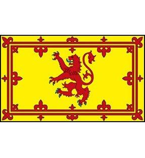 Bandera 5 ft x 3 ft escocés León para la decoración del partido Escocia St Andrews