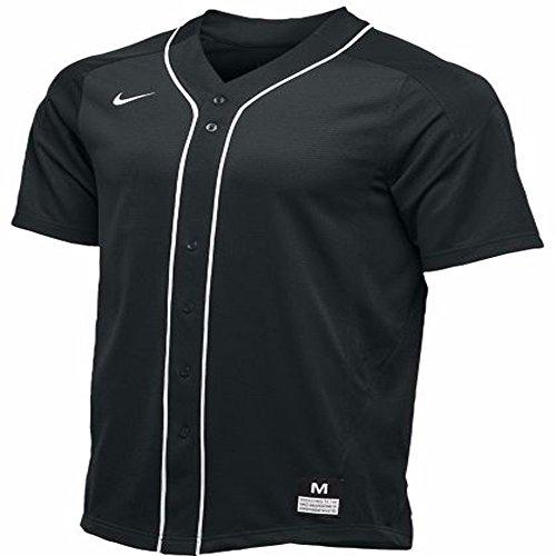 Nike Team Vapor Boy's Baseball Full Button Dinger Jersey
