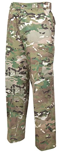 Tru-Spec Men's 24/7 Tactical Pants, Multicam, 48 X Unhemmed by Tru-Spec (Image #2)