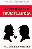 img - for A Scandal in Trumplandia: A New Sherlock Holmes Parody book / textbook / text book