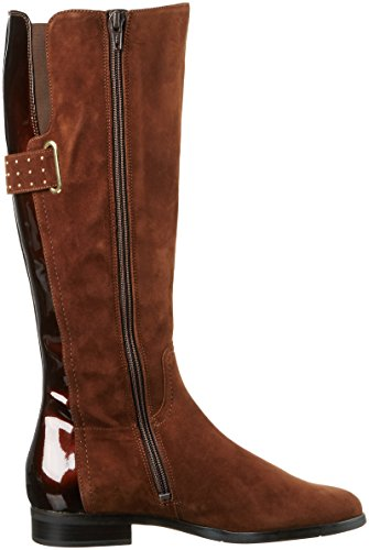 Hassia Women's Forli, Weite H Ankle Boots Brown (2800 Brandy)