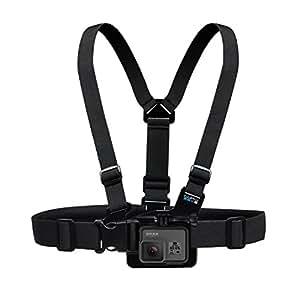 GoPro Chest Mount Harness - Arnés de pecho para cámara GoPro, color negro
