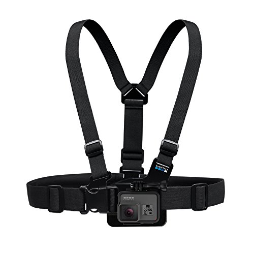 - GoPro Chest Mount Harness (GoPro Official Mount)