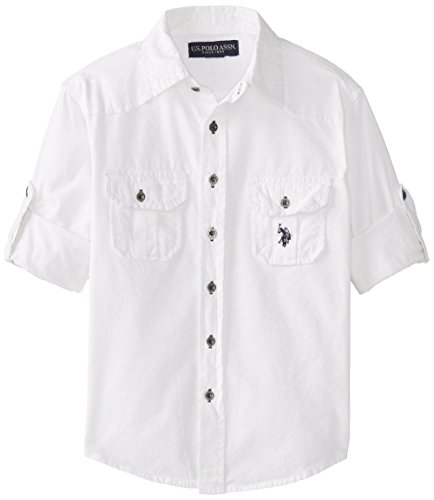 us-polo-assn-boys-long-sleeve-chambray-sport-shirt