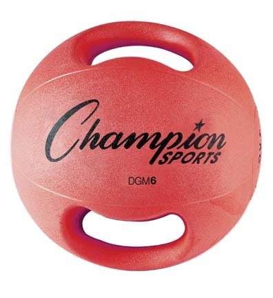 Champion Sports Double Grip Anatomic Medicine Balls