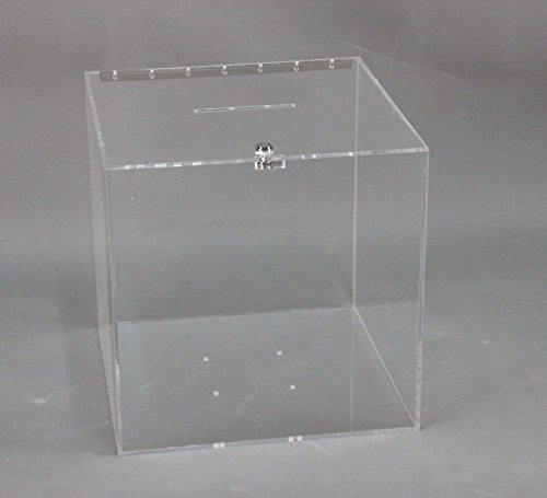 large acylic display case - 2