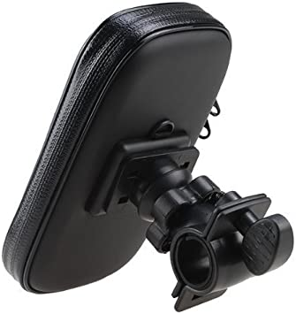 Soporte Bicicleta Impermeable para Smartphone BQ aquaris E5 4G 5 ...