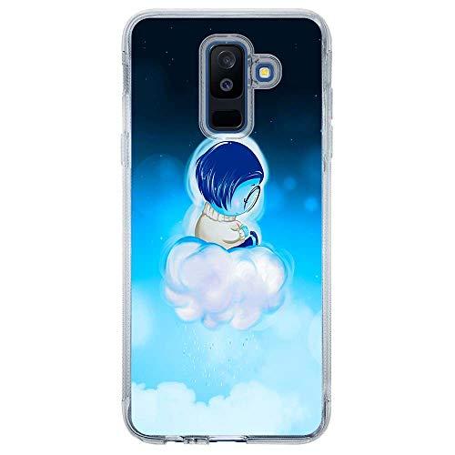 Capa Personalizada Samsung Galaxy A6 Plus A605 Designer - DE12