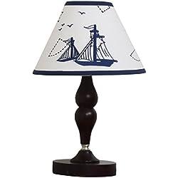 GEENNY Lamp Shade, Nautical Explorer